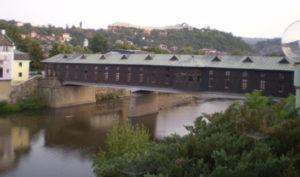 мостът над Ловеч