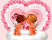 Свети Валентин - ден на влюбените