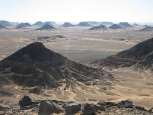 Черната пустиня в Египет