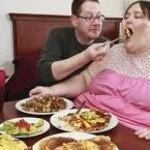 Ето какъв е мъжът на най дебелата жена