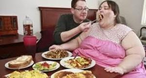 най-дебелата жена