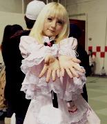 Английската жива кукла Венус Анджелик