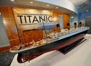 Уникални вещи и предмети на Титаник на търг