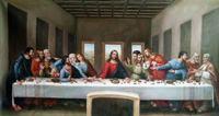 """""""Тайната вечеря"""" - Леонардо да Винчи"""