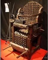 Стол за мъчения -  Средновековието