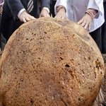 Това е най-големият картофен хляб, изпечен в Румъния