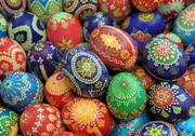 Боядисани - великденски яйца