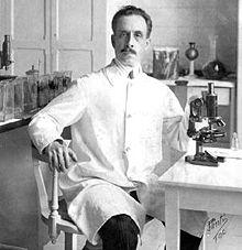 Д-р Карлос Чагас, който пръв диагностицира болестта