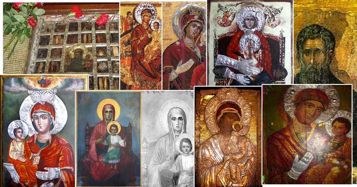 Ето иконите с най-голяма лечебна и чудотворна сила!