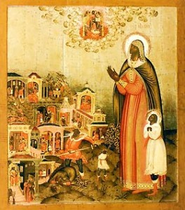 Светите мъченици Кирик и Юлита