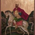 Свети Мина - чудотворец