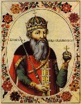 Св. равноап. княз Владимир - руска икона
