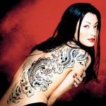 татуировки зодия близнаци