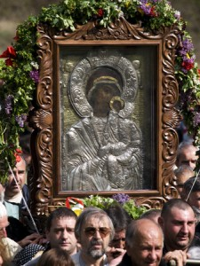 Бачковската чудотворна икона на Пресвета Богородица