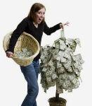 Така се прави магия за пари по пълнолуние