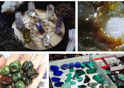 Амулети и талисмани: седемте тайни на кристалите