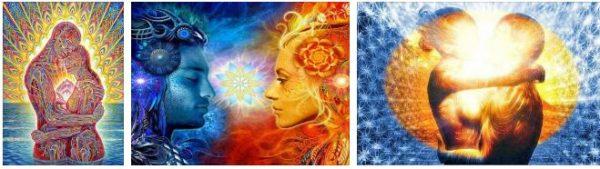 магнетизъм йогананда меркаба любов