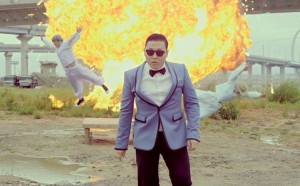 """Gangnam style"" на Сай"