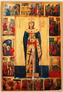 Честито на всички, които носят името на Света Екатерина!
