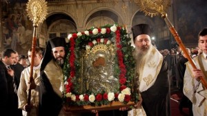 "Чудотворната икона ""Достойно есть"" два пъти показала предзнаменование за патриарх Максим"