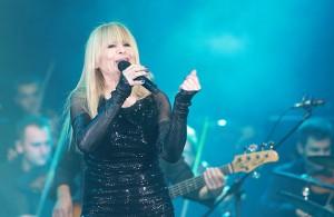 За пореден път уникалната Лили Иванова доказа, че е неотразима и направи грандиозен концерт