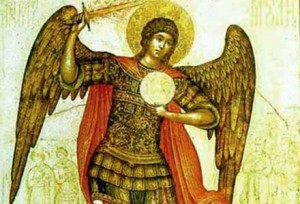Св. арх. Михаил събира невидимото войнство на Архангеловден