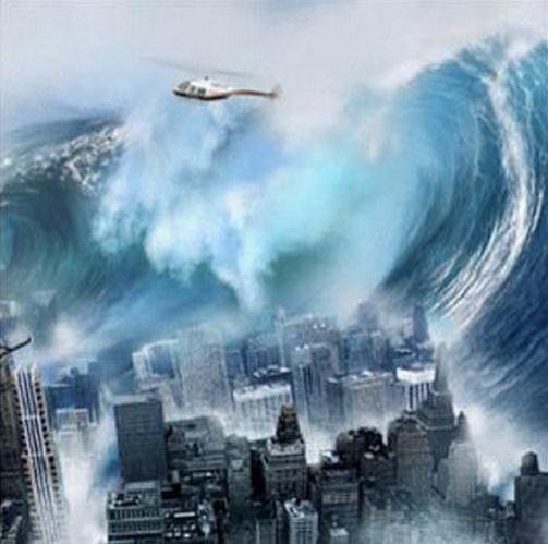 """Учените: Ураганът """"Санди"""" отключва поредица от природни бедствия (СНИМКИ)"""