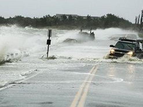 Синоптиците: Втори ураган удря САЩ след изборите! Ето подробностите! (ФОТО)