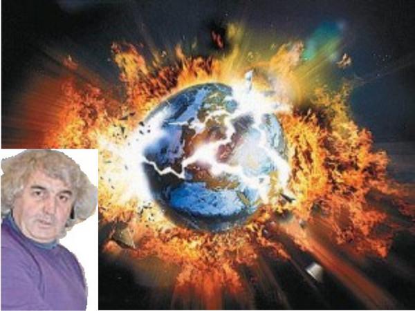 Физикът Динке: Апокалипсисът ИДЕ, ще бъде ПРЕКРАСЕН! (СНИМКИ)