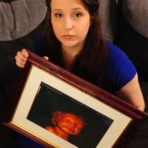 Нероденото бебе било спасено от аборт заради чаровната усмивка