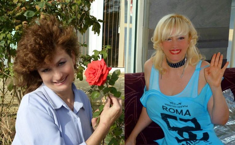 Сашка: Дъщеря ми се роди след ритуал на Евелина Лютова!
