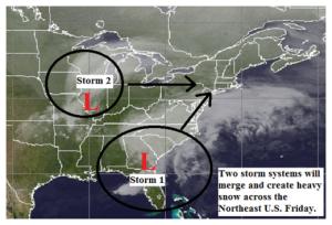 Метеоролозите следят НЕМО