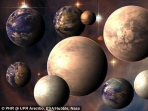 """Планети-сестри на Земята се намират на """"една ръка разстояние"""""""