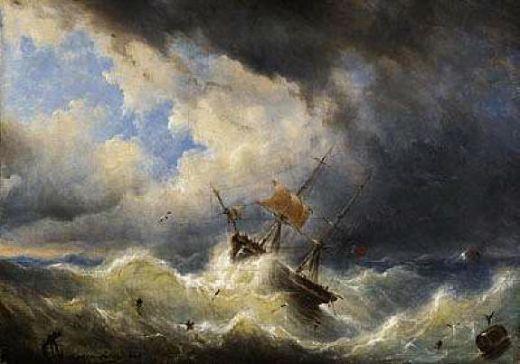 """""""Призрачна лодка"""" шокира света 2 години след инцидента"""