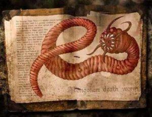 Досега не са открити следи от легендарния монголски червей на смъртта - няма доказателства за неговото съществуване.