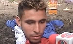 20-годишният колумбиец Александър Мендона