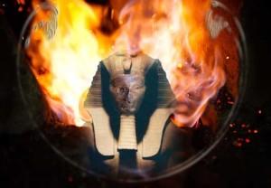 Гробницата на Тутанкамон избива хора
