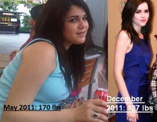 Каква уникална промяна и то само за 8 месеца!!