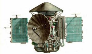 Сондата МАРС-3 със спускаемия апарат