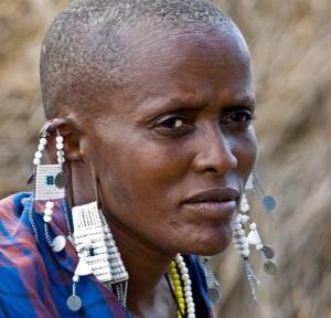 Хубостта на масаите