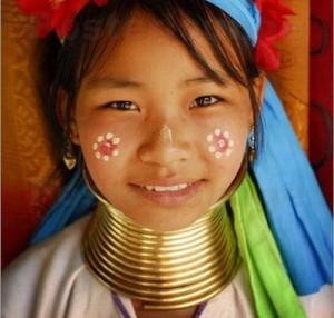 Тайландско момиче