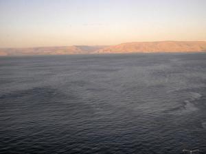 Библейското Галилейско море