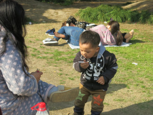 Закоравял пушач - само на 3 годинки