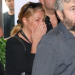 Хилда Казасян плаче неутешимо