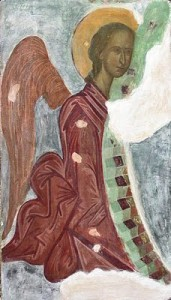 Ангелът, чрез който се явил духът на Рим папа