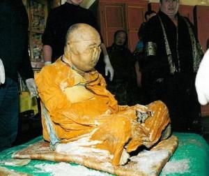 Лама Итигелов през 2002г.