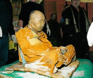 Хамбо лама Даши-Доржо Итигелов