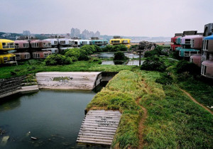 Сан Жи - градът на сенките