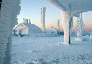 Смъртоносната ледена приказка Вашингтон