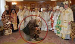 Ето го истинският смирен Светец!